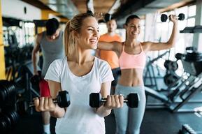 Excellent Cash Flow Fitness Facility