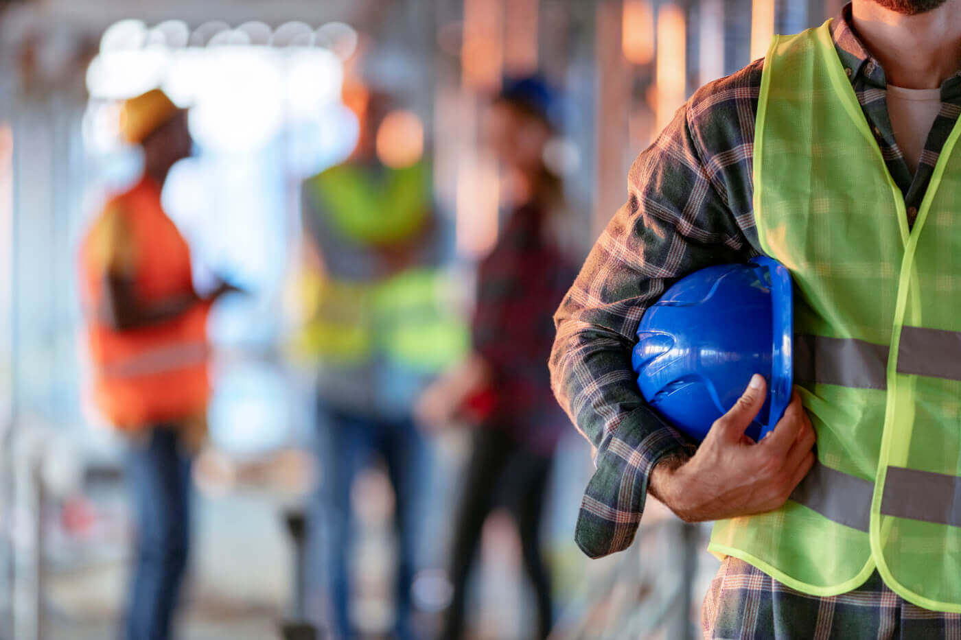 Sell a business in construction