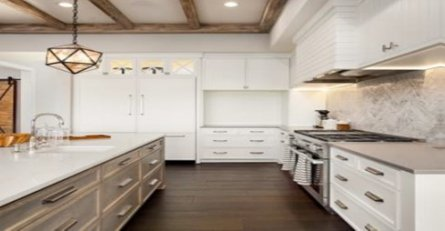 Custom Cabinet Refacing and Refinishing Business